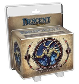 Fantasy Flight Games Descent 2E: Gargan Mirklace