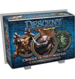 Fantasy Flight Games Descent 2E: Crusade of the Forgotten