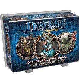 Fantasy Flight DESCENT 2E: GUARDIANS OF DEEPHALL
