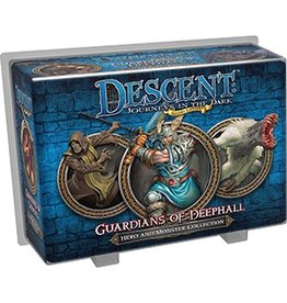 Fantasy Flight Games Descent 2E: Guardians of Deephall