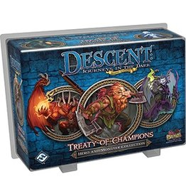 Fantasy Flight Games Descent 2E: Treaty of Champions