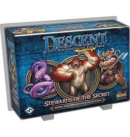 Fantasy Flight Games Descent 2E: Stewards of the Secret