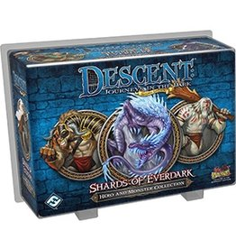 Fantasy Flight Games Descent 2E: Shards of Everdark
