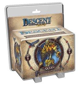 Fantasy Flight DESCENT 2E: LIEUTENANT PACK - SKARN