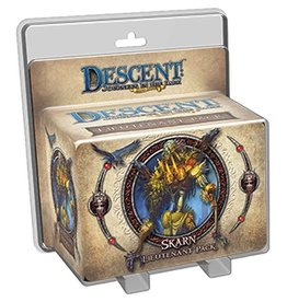 Fantasy Flight Games Descent 2E: Lieutenant Pack - Skarn