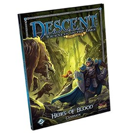 Fantasy Flight Games Descent 2E: Heirs of Blood