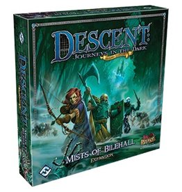 Fantasy Flight DESCENT 2E: MISTS OF BILEHALL