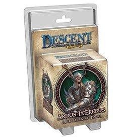 Fantasy Flight Games Descent 2E: Ardus Ix'Erebus