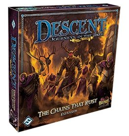Fantasy Flight DESCENT 2E: CHAINS THAT RUST