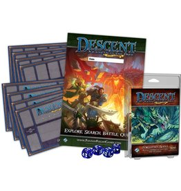 Fantasy Flight Games Descent 2E: Forgotten Souls