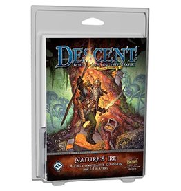 Fantasy Flight Games Descent 2E: Nature's Ire