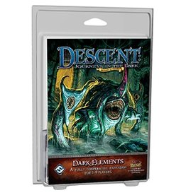 Fantasy Flight DESCENT 2E: DARK ELEMENTS