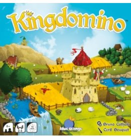 Blue Orange Games KINGDOMINO BIG VERSION
