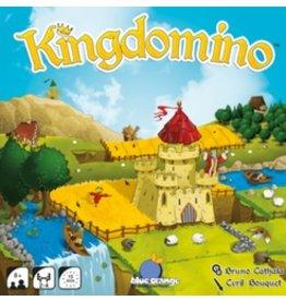 Blue Orange Games Kingdomino Big Version