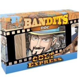 Ludonaute Colt Express: Bandits Doc Expansion