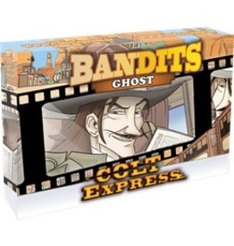 Ludonaute Colt Express: Bandits Ghost Expansion