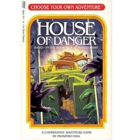 ZMAN Choose Your Own Adventure: House of Danger