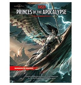 Wizards of the Coast D&D 5E: PRINCES OF THE APOCALYPSE