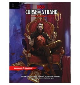 Wizards of the Coast D&D 5E: CURSE OF STRAHD