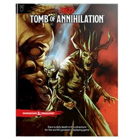 Wizards of the Coast D&D 5E: TOMB OF ANNIHILATION BOOK