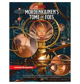 Wizards of the Coast D&D 5E: MORDENKAINEN'S TOME OF FOES