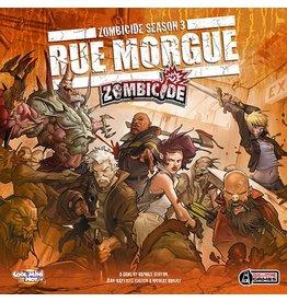 CMON ZOMBICIDE 3: RUE MORGUE