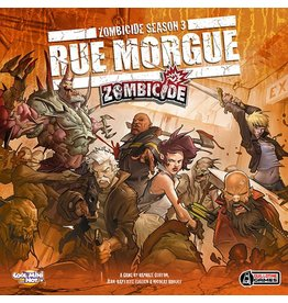 Cool Mini or Not Zombicide 3: Rue Morgue