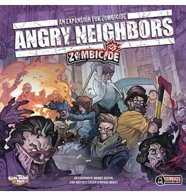 Cool Mini or Not Zombicide: Angry Neighbors
