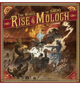 Cool Mini or Not Smog: Rise of Moloch
