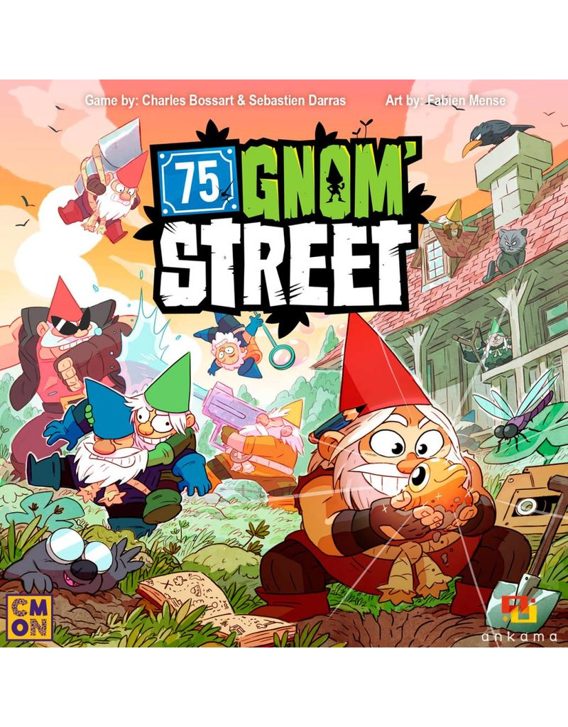 Cool Mini or Not 75 Gnom' Street