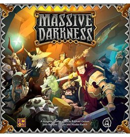 Cool Mini or Not MASSIVE DARKNESS