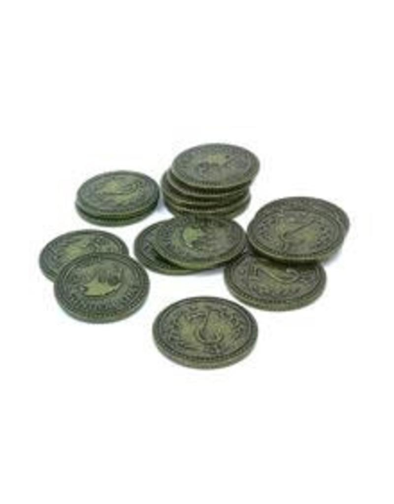Meeple Source Scythe Metal Coins: $2
