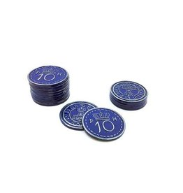 Meeple Source Scythe Metal Coins: $10