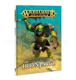 Games Workshop Battletome: Ironjawz (HB)