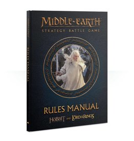 Games Workshop MIDDLE-EARTH SBG RULES MANUAL