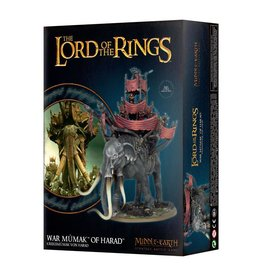 Games Workshop LOTR: WAR MUMAK OF HARAD