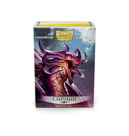 Dragon Shield Dragon Shield Art Series Sleeves: Carnax