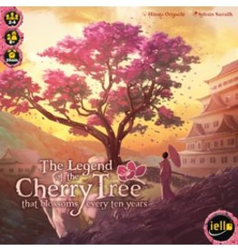 IELLO Legend of the Cherry Tree That Blossoms Every Ten Years