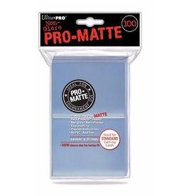 Ultra Pro UP D-PRO 100CT PRO-MATTE CLEAR (1/30/60)