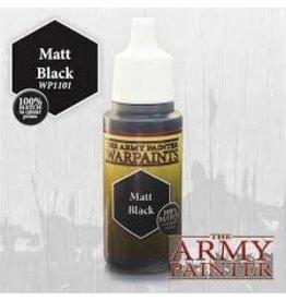 Army Painter Warpaint: Matte Black