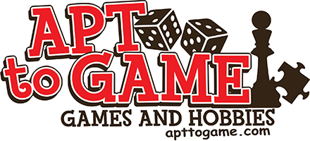 Apt to Game - Games and Hobbies