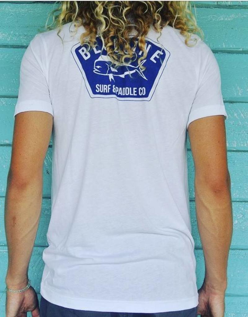 Blueline Surf + Paddle Co. The Mahi Badge Shirt