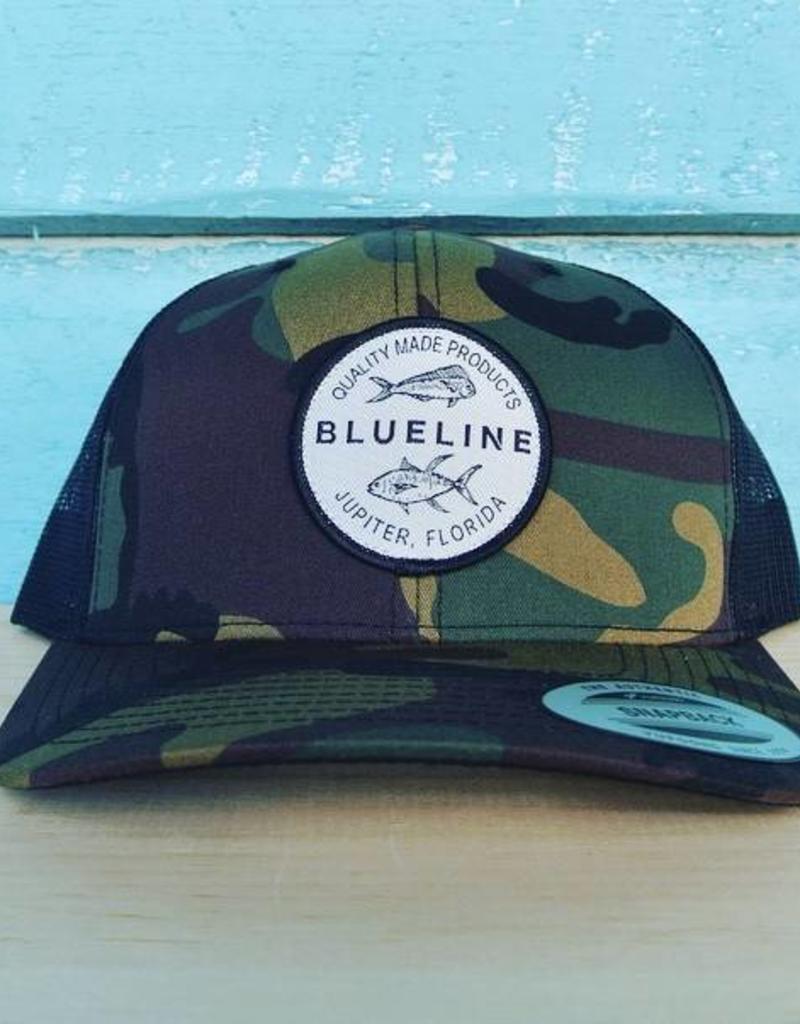 Blueline Surf + Paddle Co. BlueFish Hat