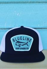 Mahi Badge Flat Bill Hat