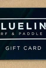 Blueline Surf + Paddle Co. $100 Gift Card