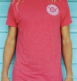 Blueline Surf + Paddle Co. The Original Red\White