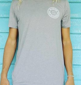 Blueline Surf + Paddle Co. The Original Athletic Gray\White