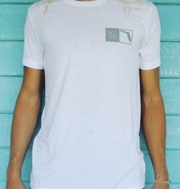 Blueline Surf + Paddle Co. The Florida Box White\Gray