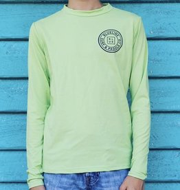 Blueline Surf + Paddle Co. Youth Original UV LS Lime