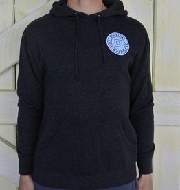 Blueline Surf + Paddle Co. AFX4000 Original PO Hoodie Charcoal\Blue